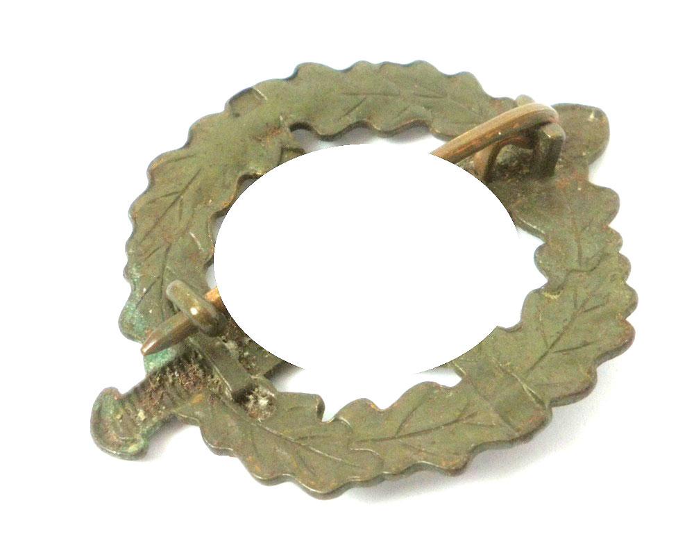 Sa sportabzeichen bronze berg und nolte schlender antik for Nolte apothekerschrank korb